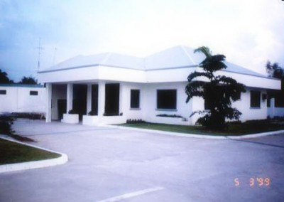 Construction of DBM Regional Office III Building