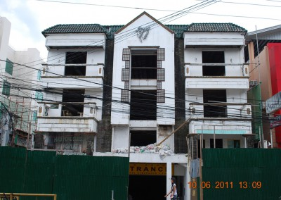 St. Martha Hall HAU Dormitory Renovation