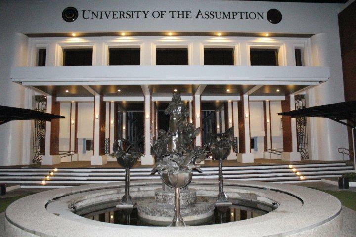 University of the Assumption Facade Renovation
