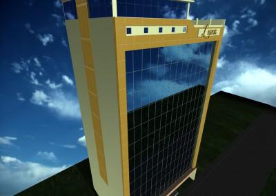 Construction of Lexus Hotel (Super Structure)