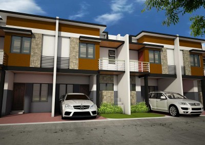 10 Units Samsville Townhouses