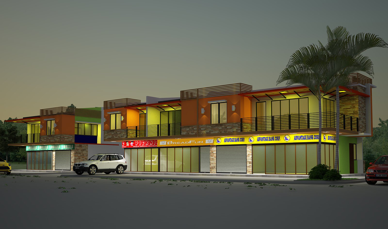 Commercial Bldg. Cabanatuan